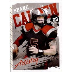 New Listing Started 2015 SAGE HIT Artistry #ART13 Shane Carden $1.25
