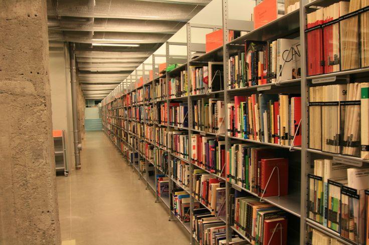 Never ending library