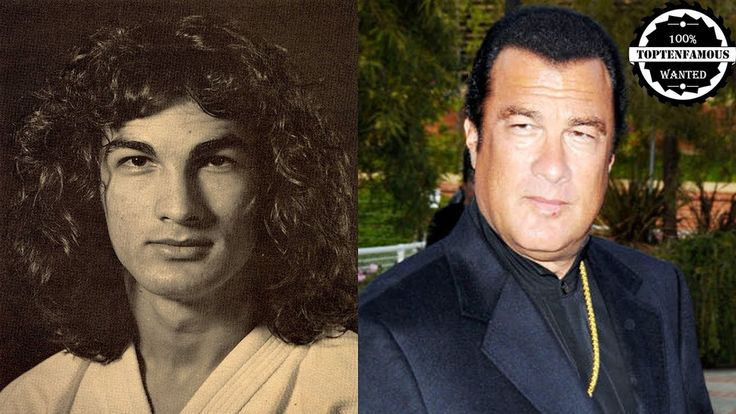 Steven Seagal |  From 1 to 65 Years Old
