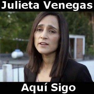Julieta Venegas - Aqui Sigo acordes