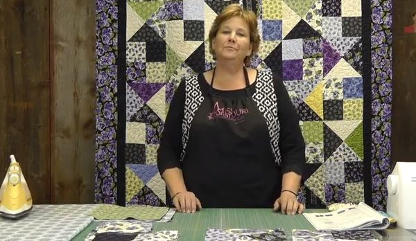 Make The Alter Ego Quilt Using Layer Cakes Beautiful