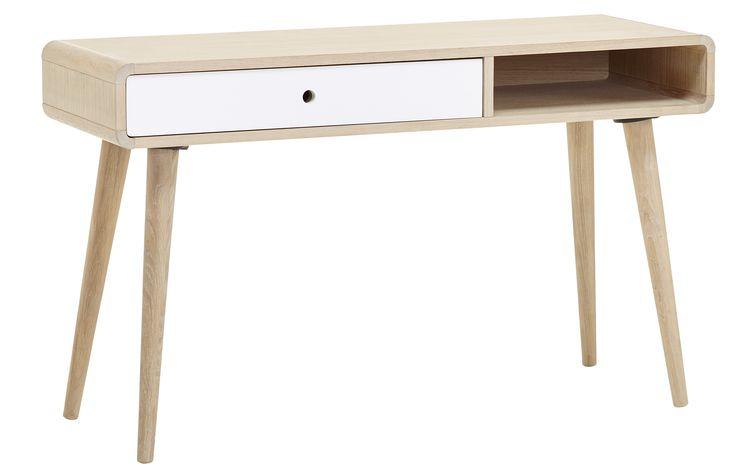 CASØ 500 skrivbord - Ek från CASØ Furniture hos ConfidentLiving.se