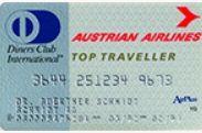 Austrian   Diners Club   Top Traveller