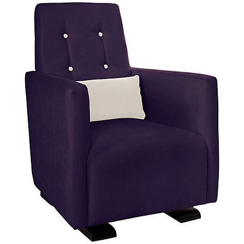 Buy Olli Ella Go-go Glider Nursing Chair Online at johnlewis.com