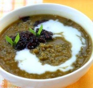 Resep Bubur Sumsum Kuah Kacang Hijau