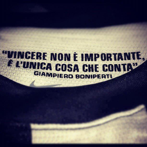 Vincere non è importante, è l'unica cosa che conta!!! | Forza Juventus | Juventus | Italia | fino alla fine forza Juventus | Campioni d'Italia | 30