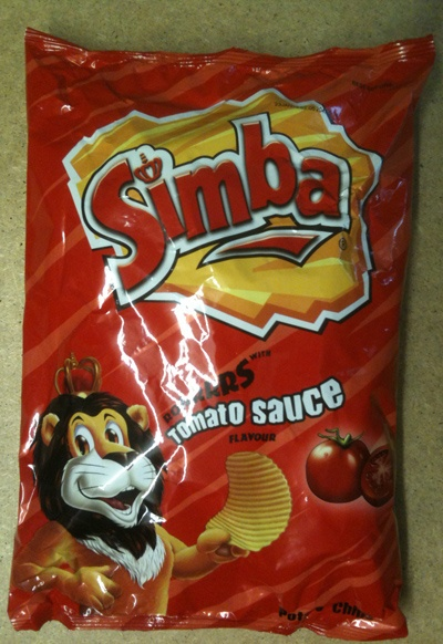 Simba Chips- south african chips!