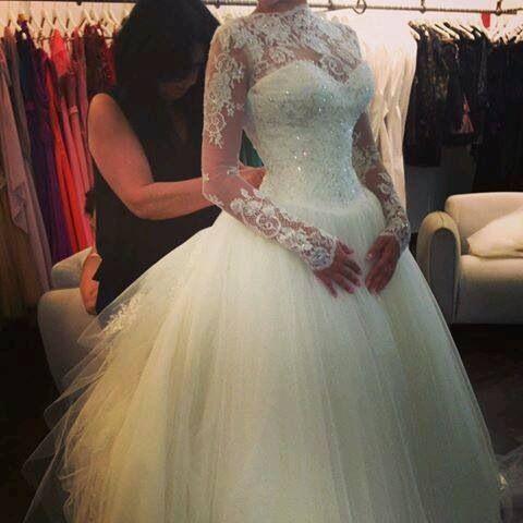 Esküvői ruha <3