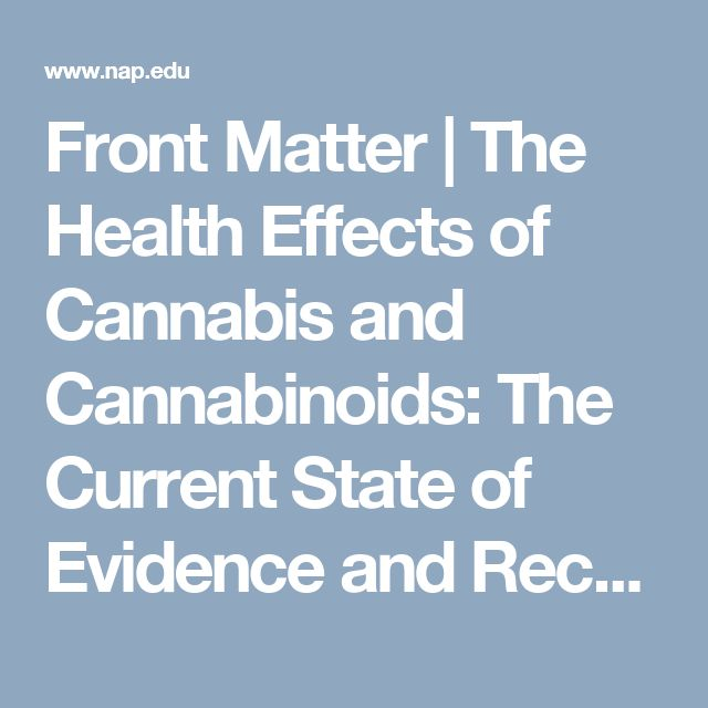 a research on marijuana history and effects Effects of marijuana on prenatal,  marijuana and health  there is controversy on the addictive potential of marijuana research clearly demonstrates that.