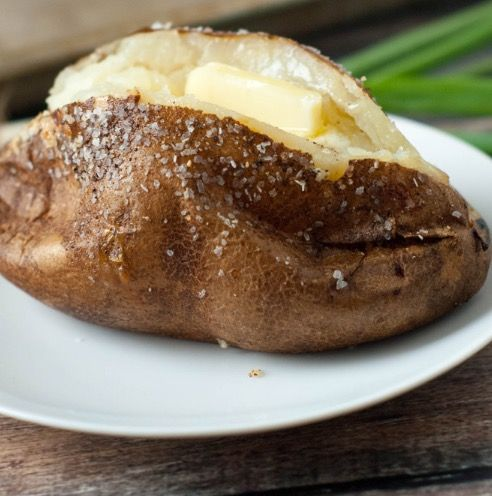 Outstanding Outback Steakhouse Baked Potatoes - Recipe, Restaurants, Holidays, Vegetarian, Side Dish