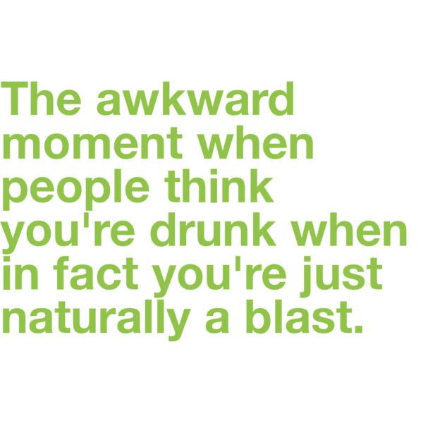 haha! Happens to me often actually. :)