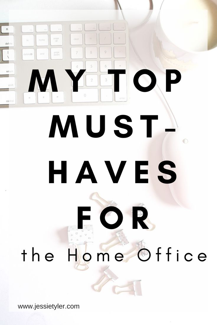 There Is Of Course Plenty Things You Will Need For Your Home Office If Are Starting A Freelance Business But The Most Important Thing To Have