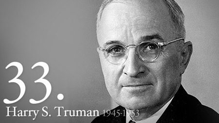 "One of the most effective and popular presidents, Harry S. Truman was a farmer born May 8, 1884 with the sun in Taurus, moon in Scorpio and Libra rising. When, on April 12, 1945, he became President, he told reporters, ""I felt like the moon, the stars, and all the planets had fallen on me."""