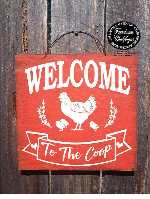 Best 25 Chicken Signs Ideas On Pinterest Chicken Coop