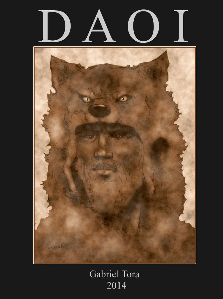 dacian with wolf headdress dac purtand cap de lup