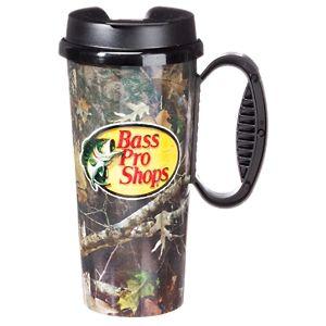 Bass Pro Shops TrueTimber Insulated Travel Mug - 16 oz. - TrueTimber Kanati