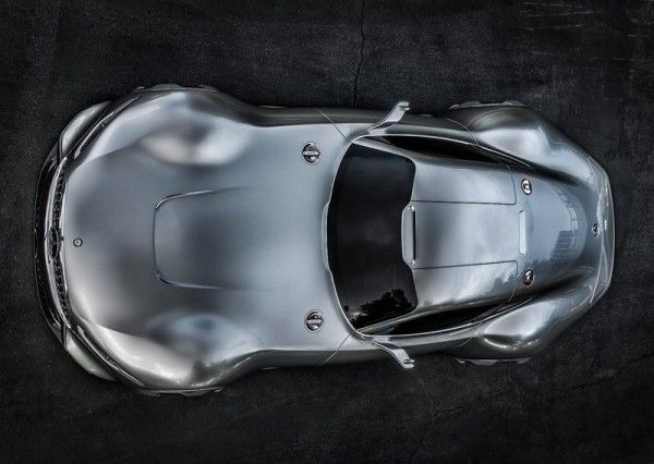 2013 Mercedes Benz Vision Gran Turismo Top Pictures 600x426 2013 Mercedes Benz Vision Gran Turismo Full Reviews with Images