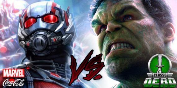 [#HotCrazySpot] L'incredibile #Hulk e #AntMan si battono per una lattina di #CocaCola