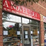 A Novel Idea, established in 1985, is Kingston, Ontario's independent bookstore. Local authors and local books are regularly featured in the store.
