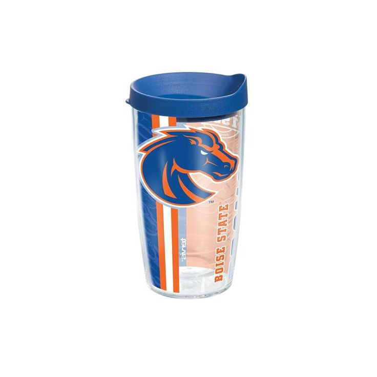 Boise State University Pride 16 oz. Tervis Tumbler with Lid - (Set of 2)