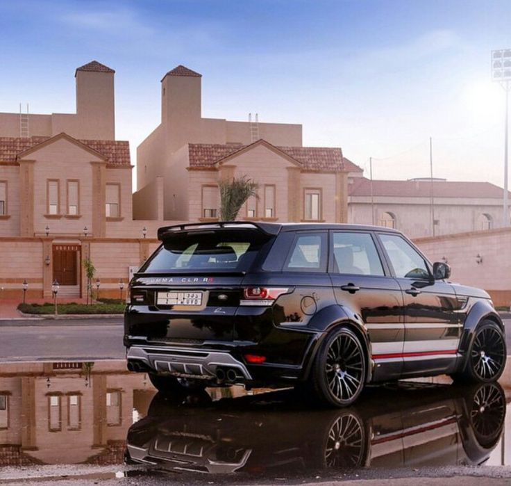Bon Lumma Range Rover Sport, Followed One Of These Today And My God It Sounds  Amazing