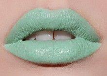 'mint to be' by Lime Crime #vegan <3Beautiful Makeup, Mintgreen, Mint Green, Green Lipsticks, Sugar Lips, Colors, Lime Crime, Limes Crime Lipsticks, Mint To Be