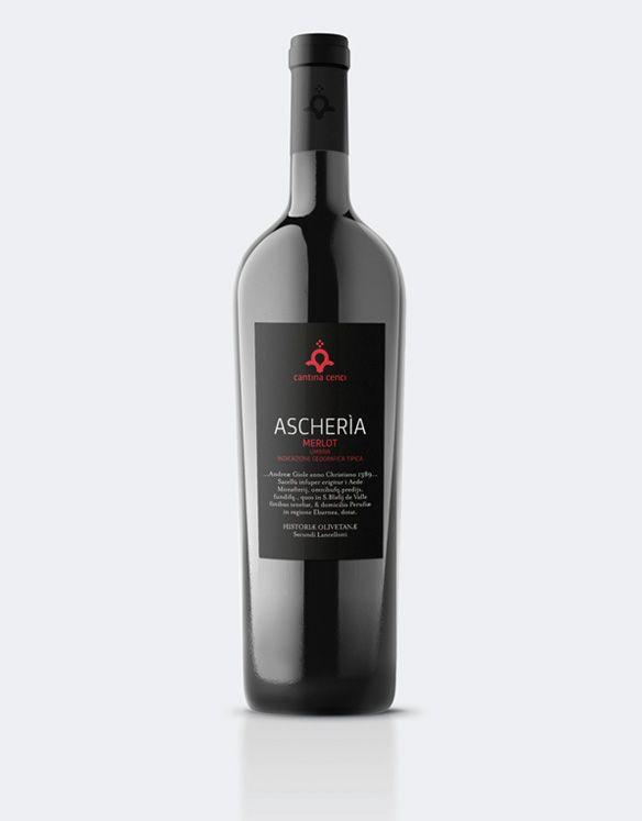 Ascherìa | Cantina Cenci