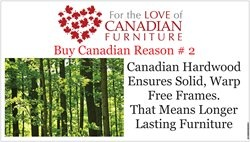 Share the LOVE of Canadian Furniture - Smitty's Fine Furniture