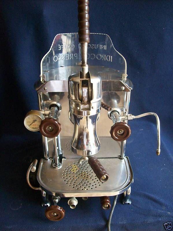 thread for vintage espresso machines