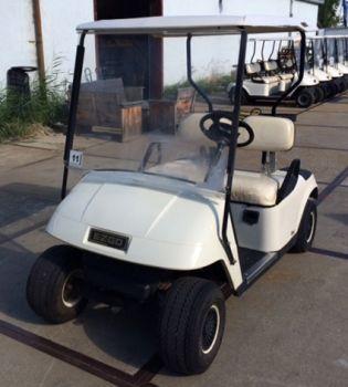 #GolfCarthandel - EZGO TXT - Gebrauchtfahrzeug Baujahr 2007 Golf Cart / Golfcar bei uns nur 2379,- € #elektrofahrzeug #golfplatz #golfen #freizeit #amazing #fun #camping #golfcart #golfcar #golfauto #golfwagen