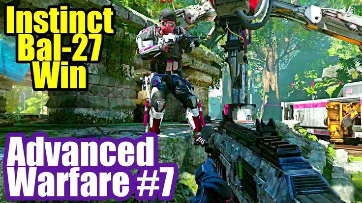 Call Of Duty ADVANCED WARFARE [7] INSTINCT WIN Bal-27 (CODAW Multiplayer...