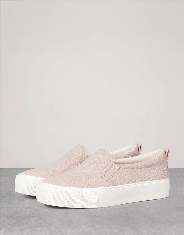 Trainers - WOMAN - SHOES - Bershka Germany
