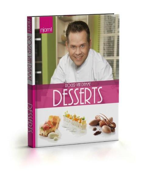 Desserts   Roger van Van Damme   9789059165342 - Eci