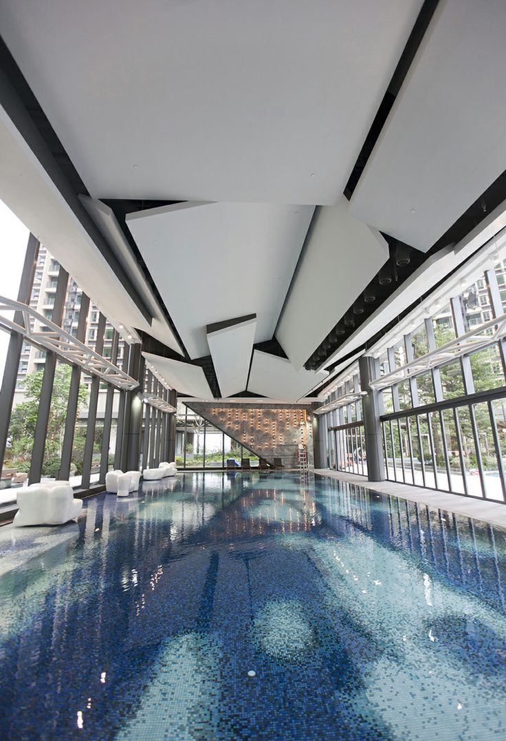 49 Best Pool Ceilings Images On Pinterest Architecture