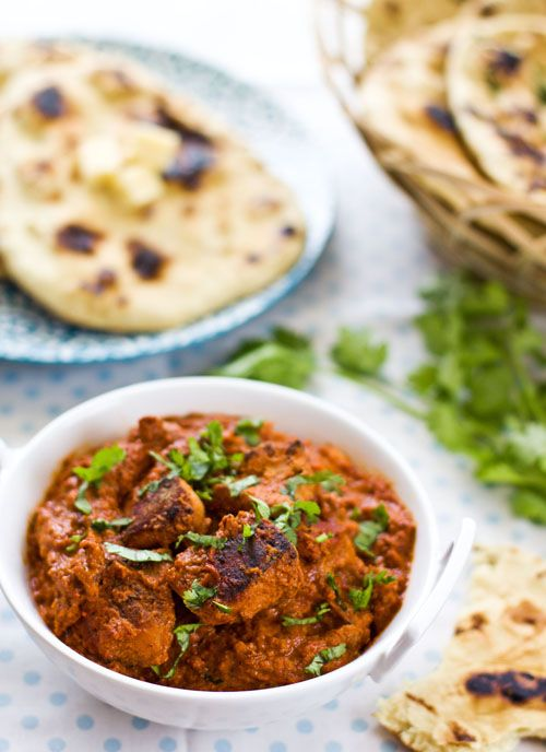 78 best pakistani food images on pinterest cooking food indian cuisine and rezepte - Herve cuisine butter chicken ...