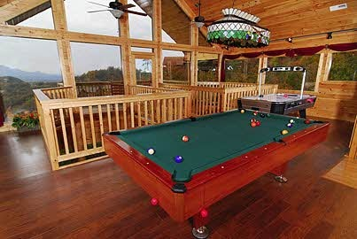 Game Room: Games Rooms Man,  Billiards Table, Luxury Cabin,  Snooker Tables, Tops Cabin, House, Cabin Cottages, Tops Luxury, Rooms Man Caves
