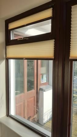 Sunroom Blinds Installed In Malahide www.signature.ie
