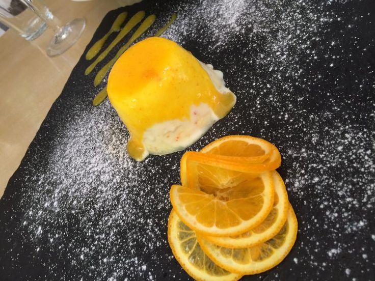 Παγωτό πορτοκάλι ! Πανεύκολο μυρωδάτο δροσερό!! ~ ΜΑΓΕΙΡΙΚΗ ΚΑΙ ΣΥΝΤΑΓΕΣ