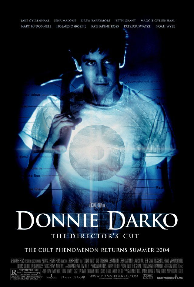 A troubled teenager is plagued by visions of a large bunny rabbit that manipulates him to commit a series of crimes, after narrowly escaping a bizarre accident.