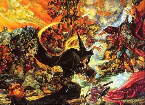 [Saga] Les Annales du Disque-monde E1d78d6a04cef0a068d325e82d250f3c--terry-pratchett-discworld-terry-oquinn