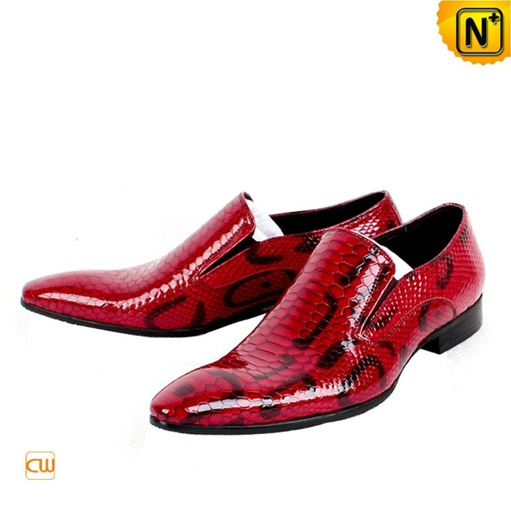 Red dress shoes zero