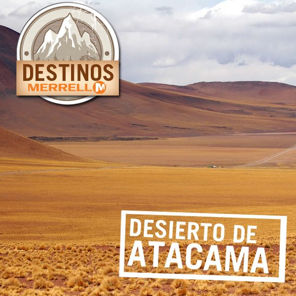 El Desierto más árido del mundo.