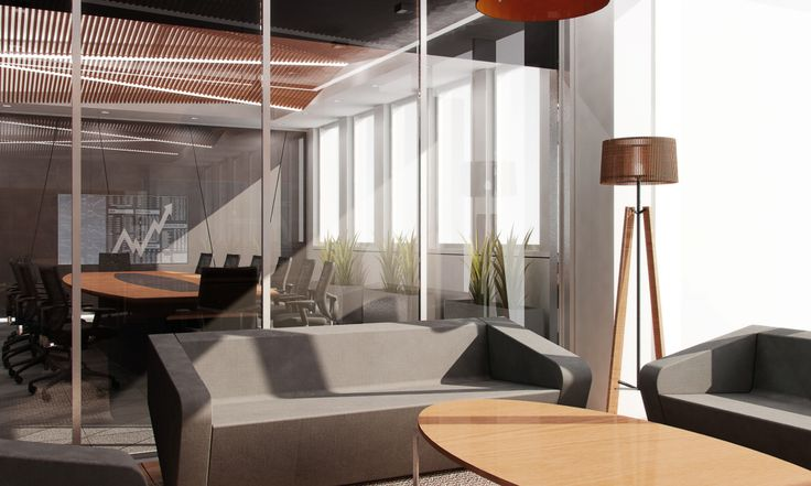 Cresitwest Bank, lounge and meeting room