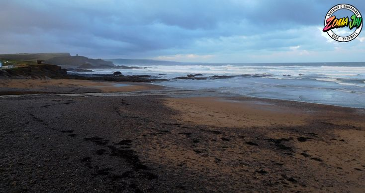 We hope you all had a great Christmas!! It's a chilly morning with strong moderate northerly winds - a chunky 4-5ft  Despite the choppy surf it'll still be worth it for high tide at midday! Get rid of that post Boxing Day hangover  High Tide (am): 11:42 (6.4m) Low Tide (am): 05:20 High Tide (pm): 00:17 (6.2m) Low Tide (pm): 18:05  Summerleaze for protection from those northerlies  For our full daily report and 7 day forecast head to: https://www.zumajay.co.uk/surf-report