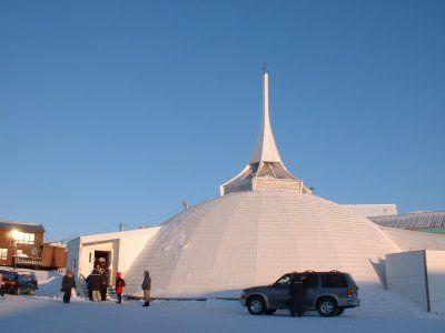 Church in  Nunavut,
