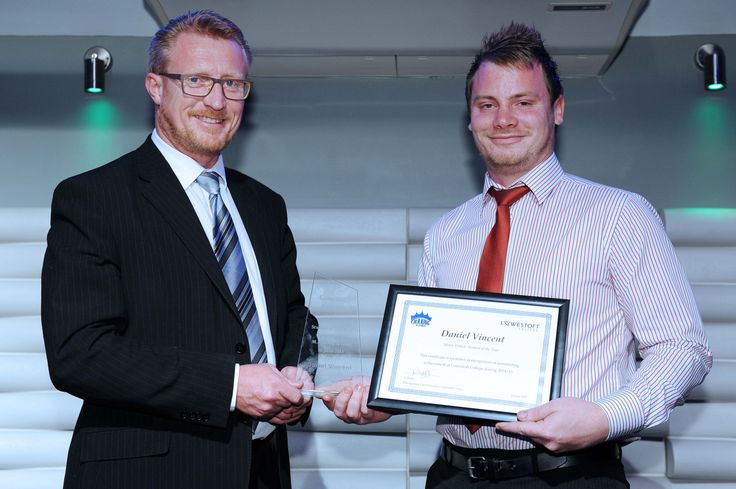 Daniel Vincent Motor Vehicle Student of the Year Sponsored by M R King and Sons