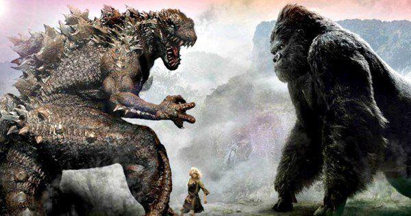 Skull Island Will Set Up Godzilla Vs King Kong