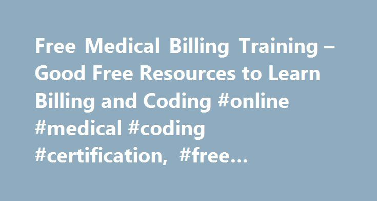 Medical Billing and Coding Online Courses - Ashworth College