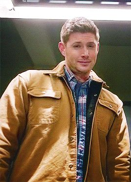 """The demon bound and gagged glared up at Dean out of Sapphire. It's raised eyebrows showed how confused it was that the Hunters weren't crying. """"Oh buddy, if you're in Sapphire,"""" Dean smirked. """"It's been nice knowing you."""""""