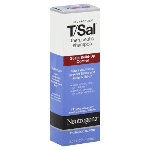 Neutrogena T/Sal Shampoo 4.5 oz